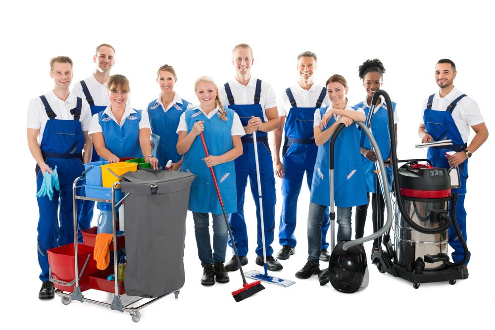 equipe-nettoyage
